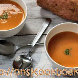 Super Simpel Paleo   Zoete Aardappel Soep