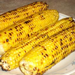 Super Simple Grilled Corn on the Cob (No Foil, No Husks)