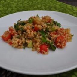 Super Simple Tabouleh Salad
