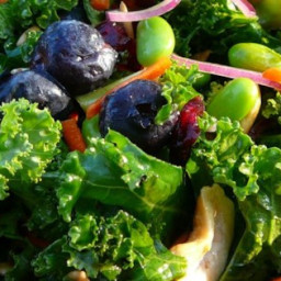 Super Summer Kale Salad Recipe