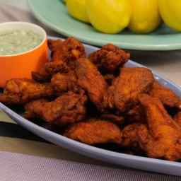 Supercharged Chicken Wings