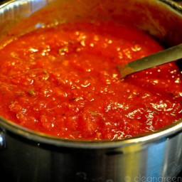 Super Easy Marinara Sauce