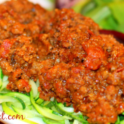 Superfood Paleo Bolognese Recipe