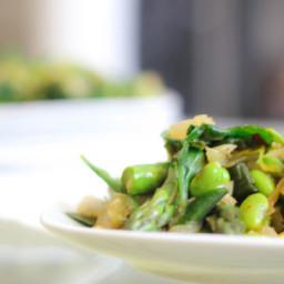 Superfood Stir Fry Greens Recipe