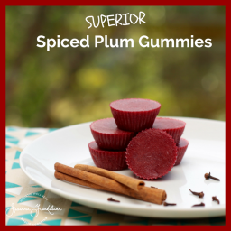 SUPERIOR Spiced Plum Gummies