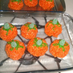 Surprise Pumpkin Treats