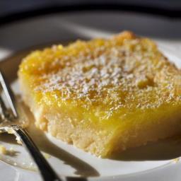 Susan Ziegler's Lemon Squares