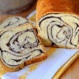 Swedish Cinnamon Cake Loaf