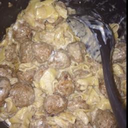 Swedish Meatballs In Your Pressure Cooker