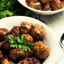 Swedish Style Meatballs Recipe