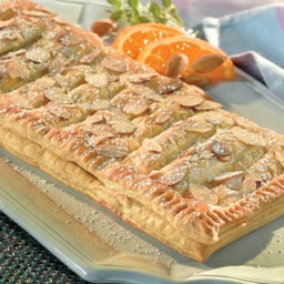 Sweet Almond Pastry