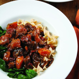 Sweet and Savory Beef Stew