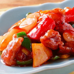 Sweet and Sour Pork with Pineapple Recipes