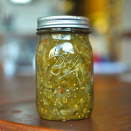 Sweet and Spicy Pickle Relish Recipe