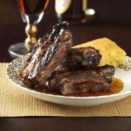 Sweet and Tender Beef Ribs Recipe