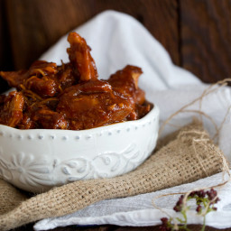 Sweet Baby Ray's Crock Pot Barbecue Chicken