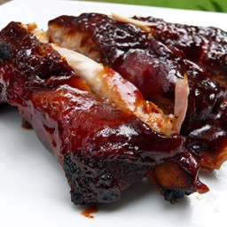 Sweet Baby Ray's Slow-Cooker Ribs