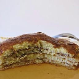Sweet Banana Pancake