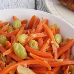 Sweet Carrot Salad Recipe