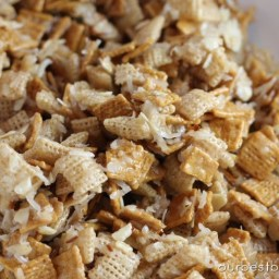 sweet chex mix recipes | BigOven
