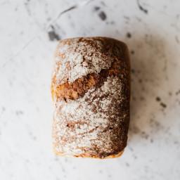 Sweet Coconut-Pineapple Bread
