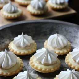 Sweet Cream Banana Tartlets