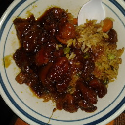 Sweet n Sour Chicken (Crock Pot)