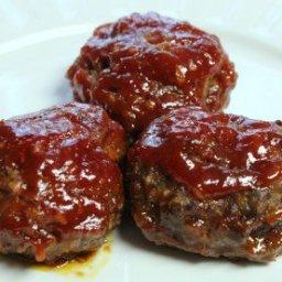 Sweet 'N' Sour Meatballs