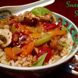 Sweet-n-Sour Stir Fry