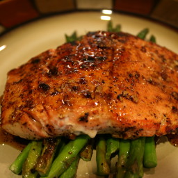 Sweet Pepper Salmon
