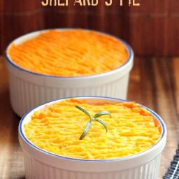 Sweet Potato and Chicken Shepard's Pie