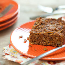 Sweet Potato Apple Cake