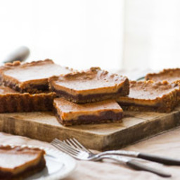 Sweet Potato Bars w/ Chocolate Recipe