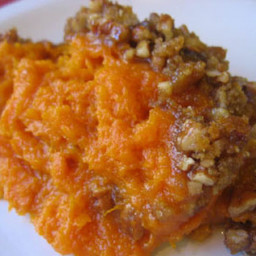 Sweet Potato Casserole - Rachel's