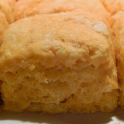 Sweet Potato Dream Biscuits