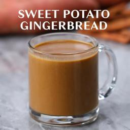 Sweet Potato Gingerbread Winter Smoothie Recipe by Tasty