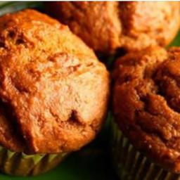 Sweet Potato Muffins, Flourless Recipe