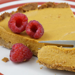Sweet Potato Pie Cheesecake