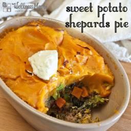 Sweet Potato Shepard's Pie