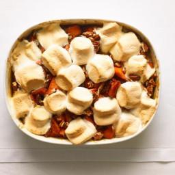 Sweet Potatoes and Marshmallows