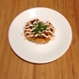 Sweet & spicy salmon Patties