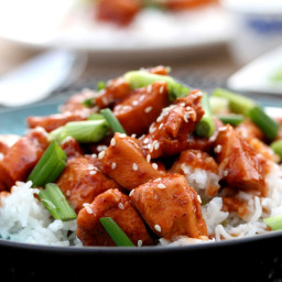 Sweet Sriracha Chicken