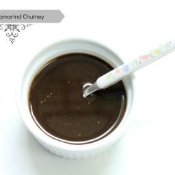 Sweet Tamarind chutney