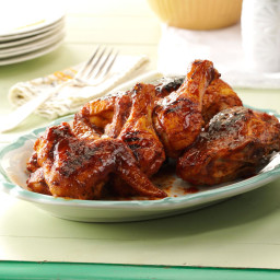 Sweet Tea Barbecued Chicken Recipe