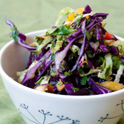 Sweet winter slaw