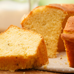 Sweet Yummy Corn Cake