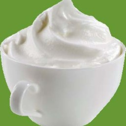 Sweetened Whipped Cream Recipe