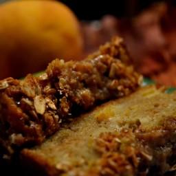 Sweet Peach Quick Bread