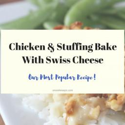 Swiss Cheese Chicken