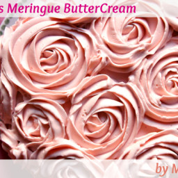Swiss Meringue Buttercream